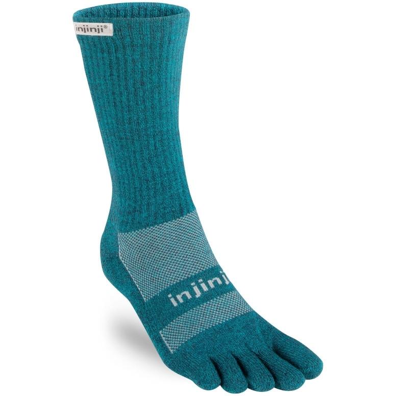 Injinji Trail Midweight Crew Socken - space