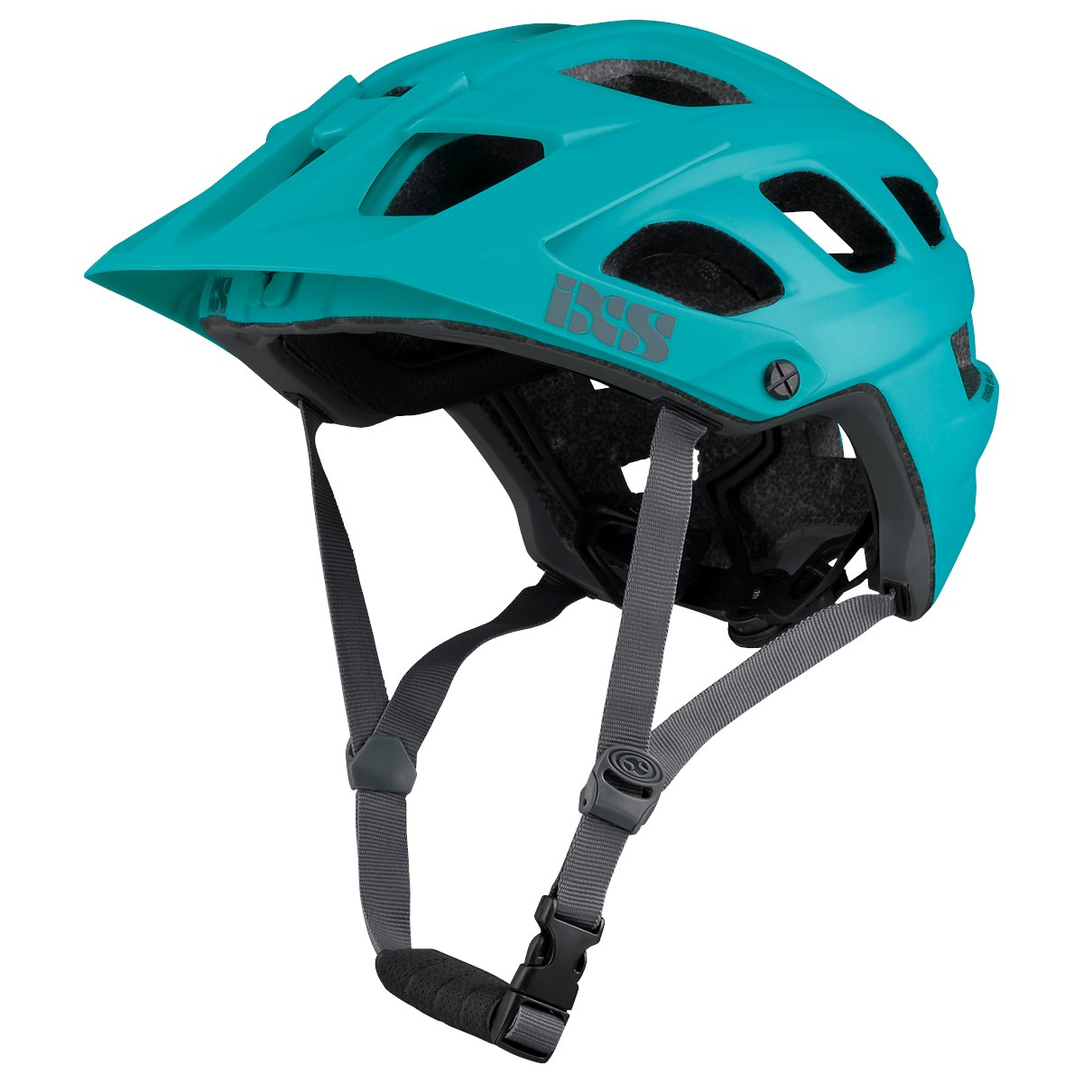 iXS Trail EVO Helmet - lagoon