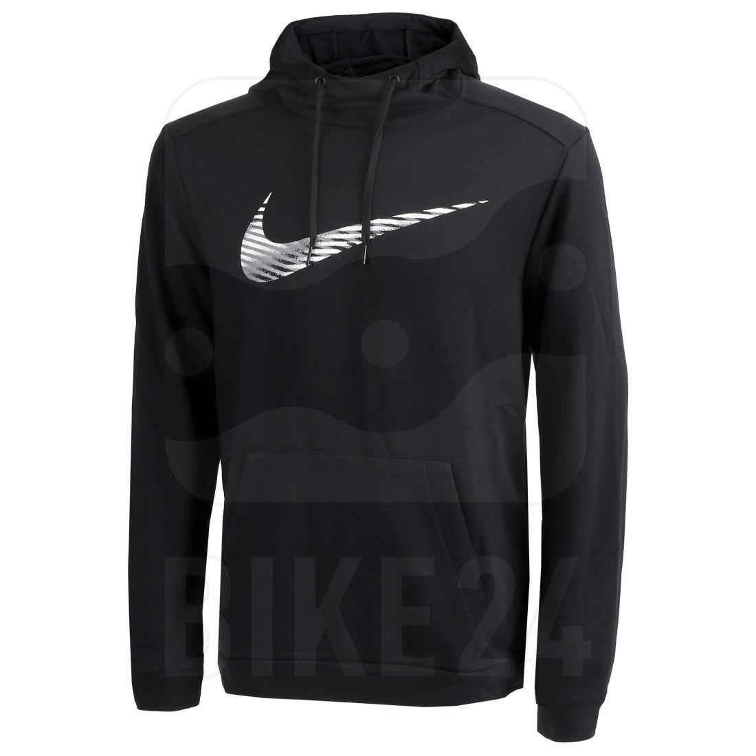 Foto de Nike Dri-FIT Sudadera con capucha de entrenamiento para hombre - black CJ4268-010