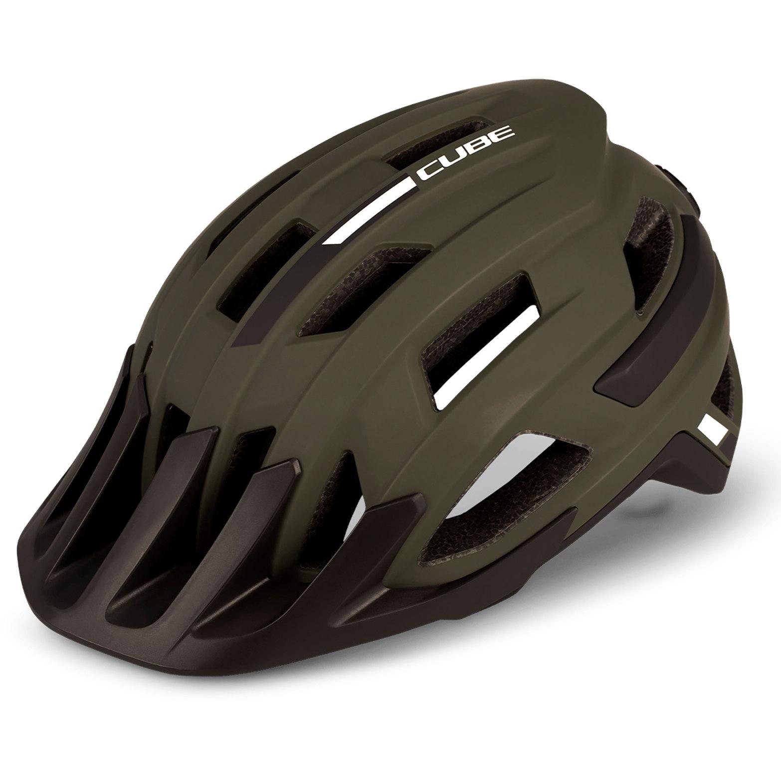 CUBE Helmet ROOK - olive