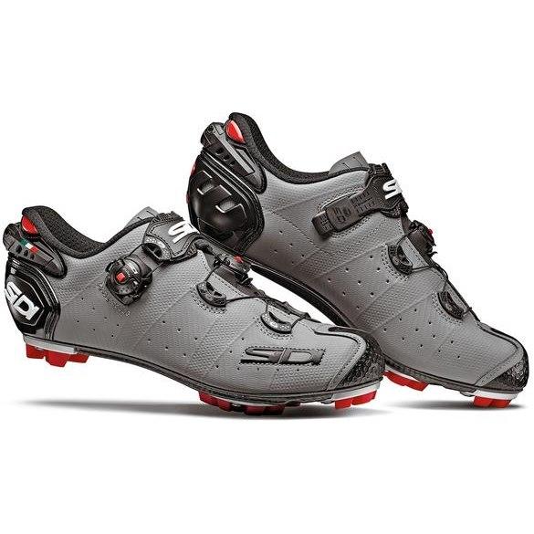 Sidi Drako 2 SRS - Zapatillas MTB - matt grey/black