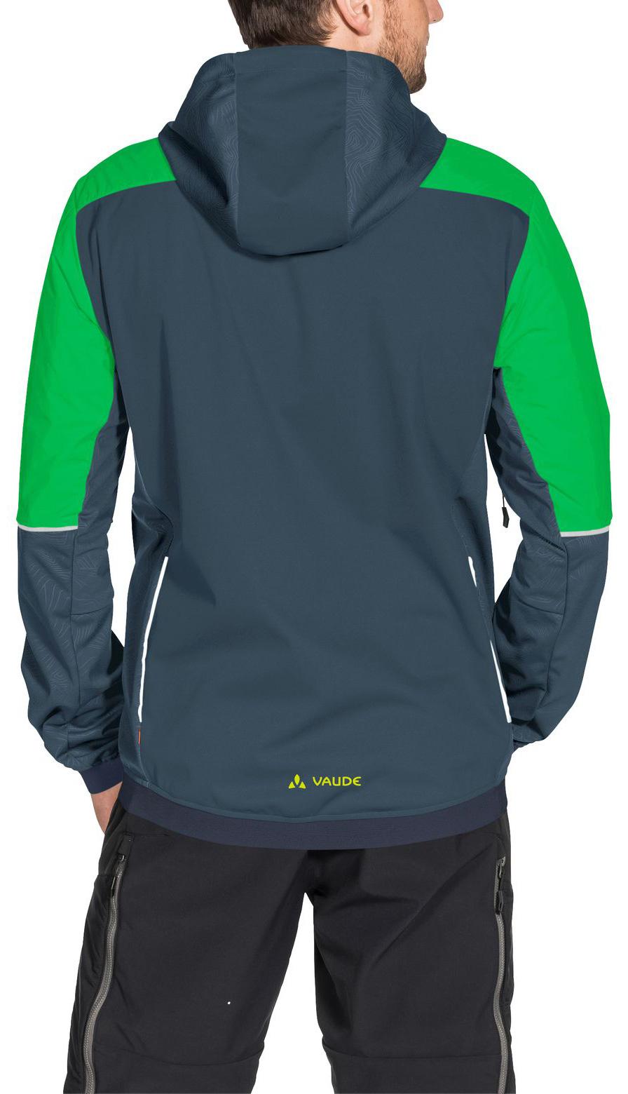 Bild von Vaude All Year Moab Jacke für Mountainbiker - kiwi