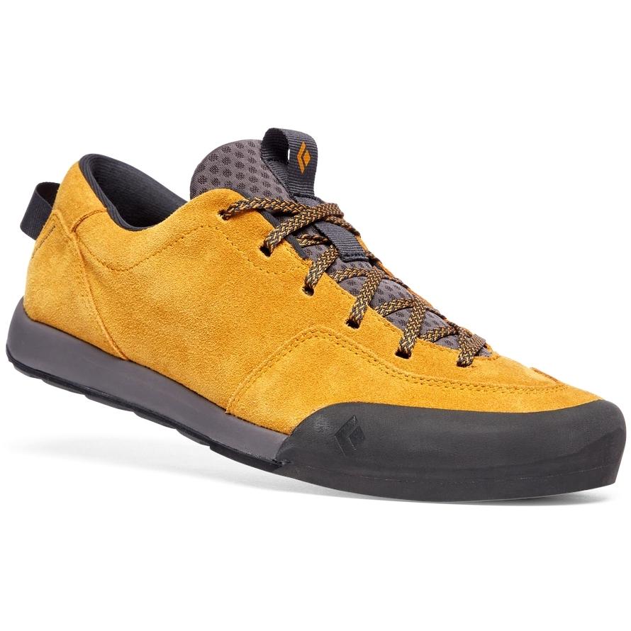 Black Diamond Prime Approach Men's Shoes - Amber / Carbon