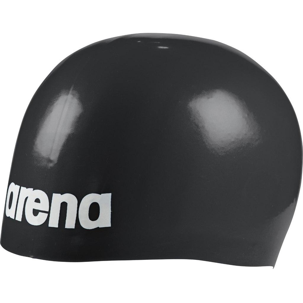 Produktbild von arena Moulded Pro II Schwimmkappe - black