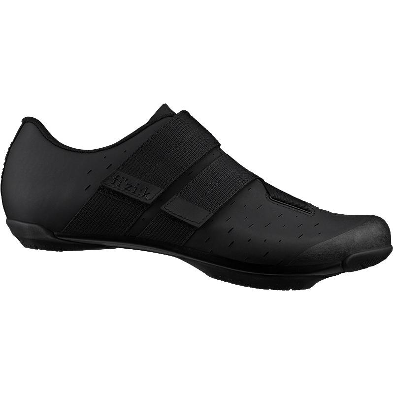 Produktbild von Fizik Terra Powerstrap X4 Gravel Schuh - black/black