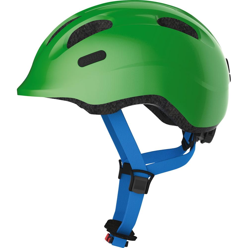 ABUS Smiley 2.1 Casco - sparkling green