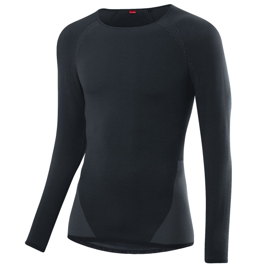 Löffler Shirt L/S Transtex® Warm Hybrid 25325 - schwarz 990