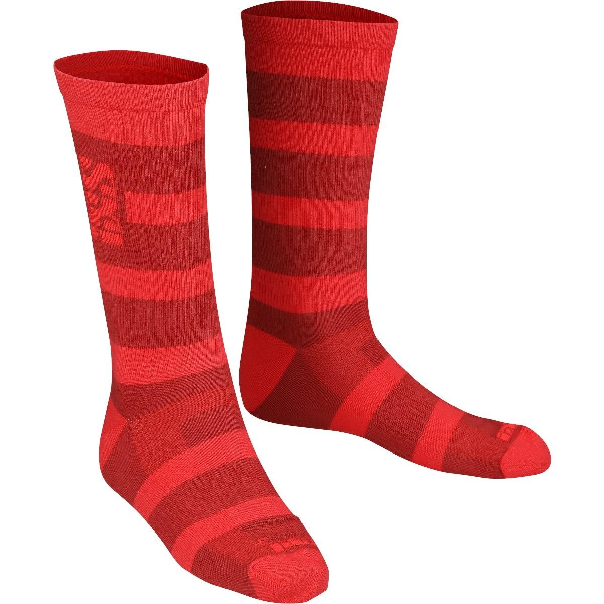 Bild von iXS Triplet Socken (3 Paare) - multicolor