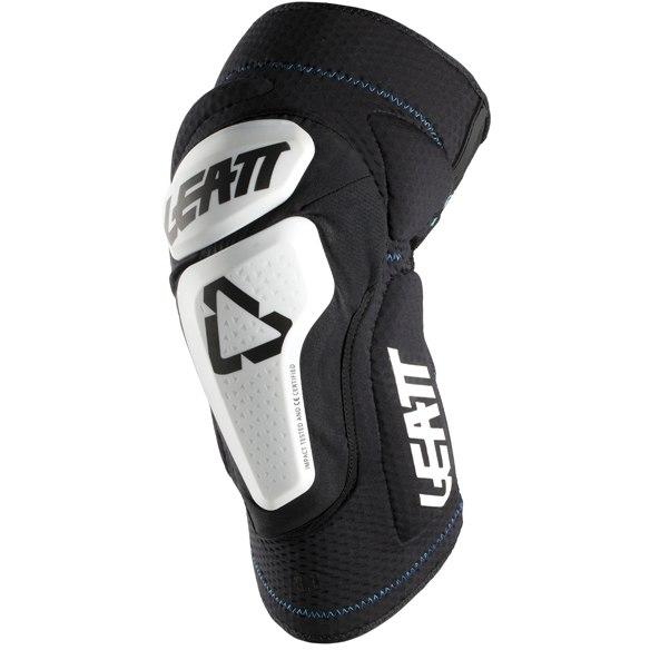 Image of Leatt Knee Guard 3DF 6.0 - white/black