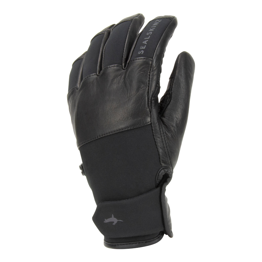 Foto de SealSkinz Waterproof Cold Weather Guantes con Fusion Control™ - Black