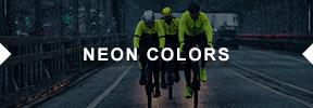 Para una mayor visibilidad: prendas GORE® WEAR CYCLING & RUNNING en colores neón