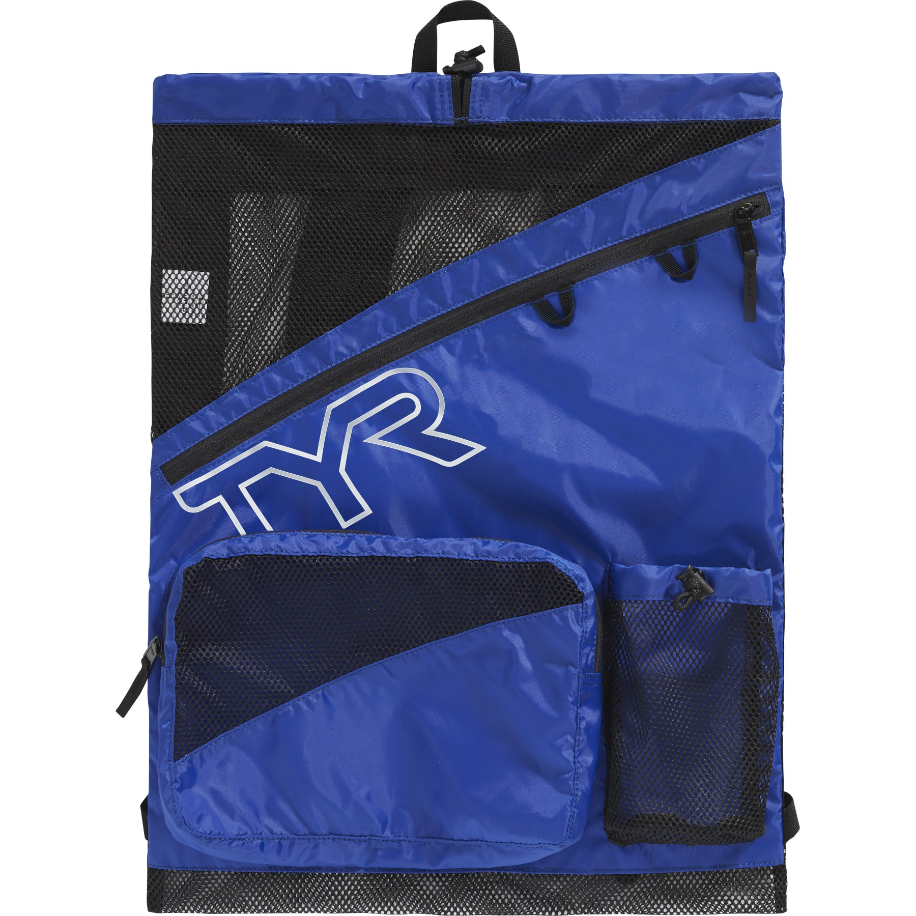 TYR Team Elite Mesh Backpack - royal