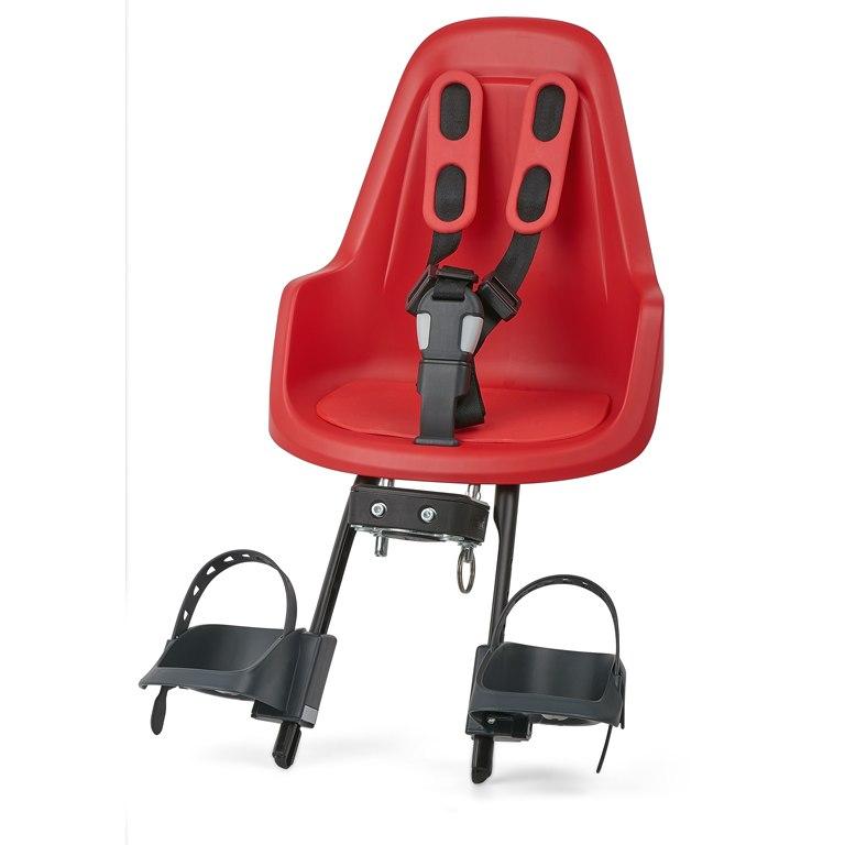Bobike ONE mini Child Bike Seat - Strawberry Red