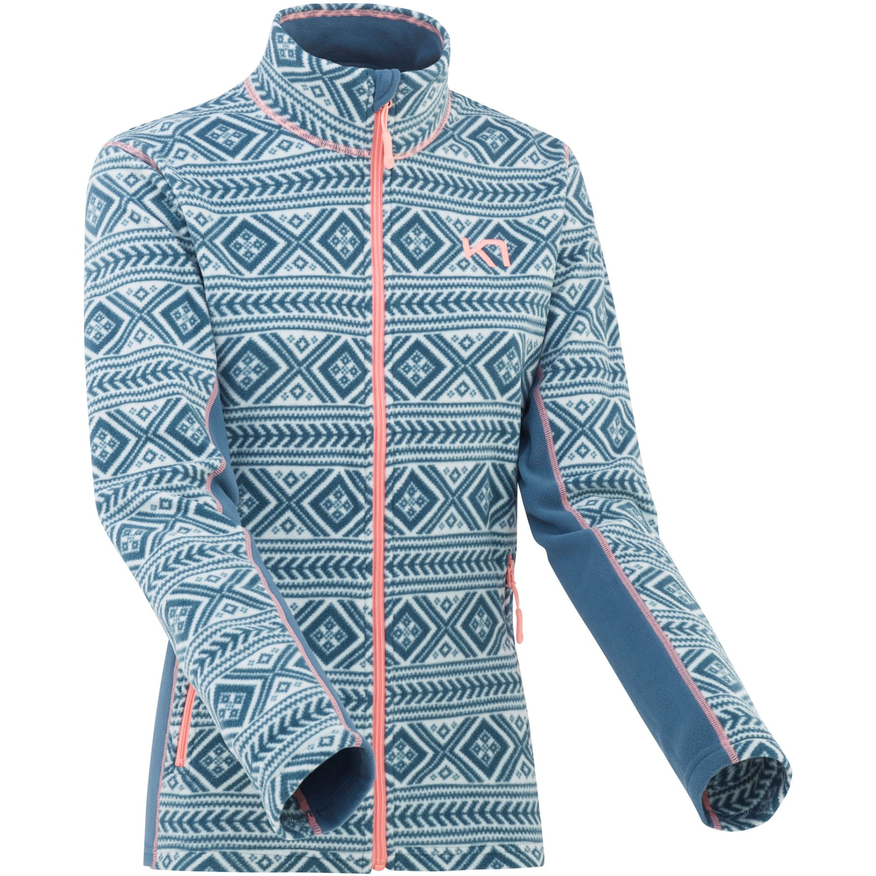 Kari Traa Olga Women's Fleece Jacket - Sail