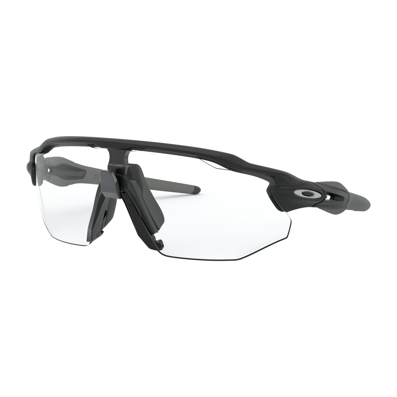 Foto de Oakley Radar™ EV Advancer Glasses - Matte Black/Clear-Black Photochromic - 0OO9442-0638