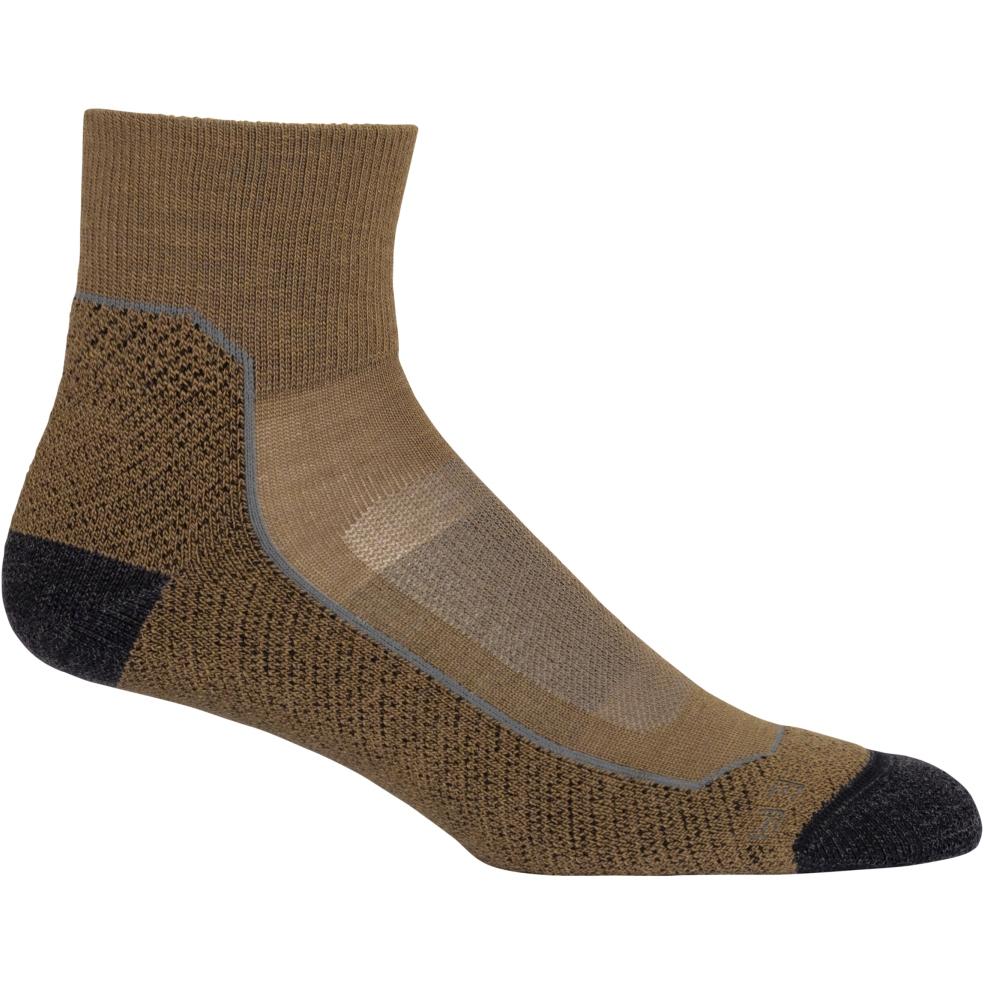 Produktbild von Icebreaker Hike+ Light Mini Herren Socken - Flint
