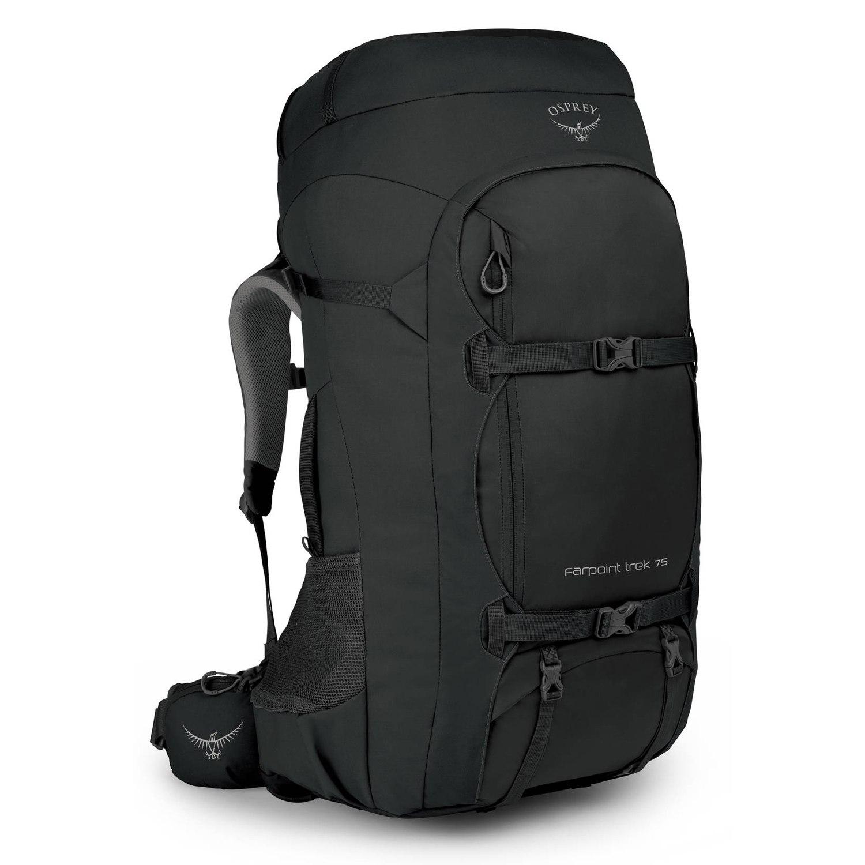 Osprey Farpoint Trek 75 - Backpack - Black