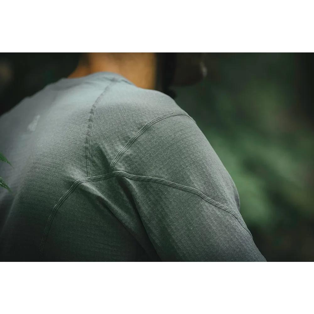 Imagen de 7mesh Gryphon Camiseta de Mangas Largas para Hombre - Black