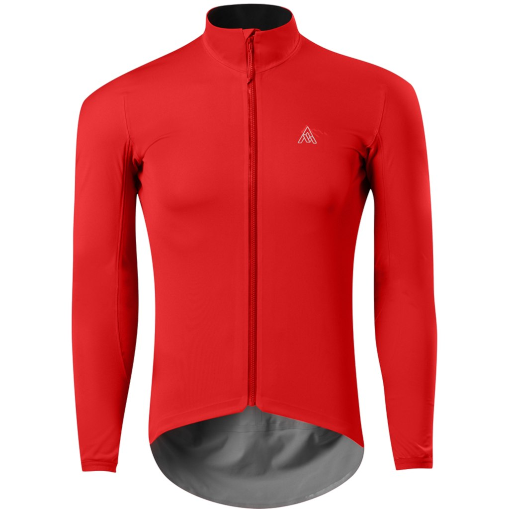 7mesh Corsa Softshell Maillot para hombres - Fiery Red