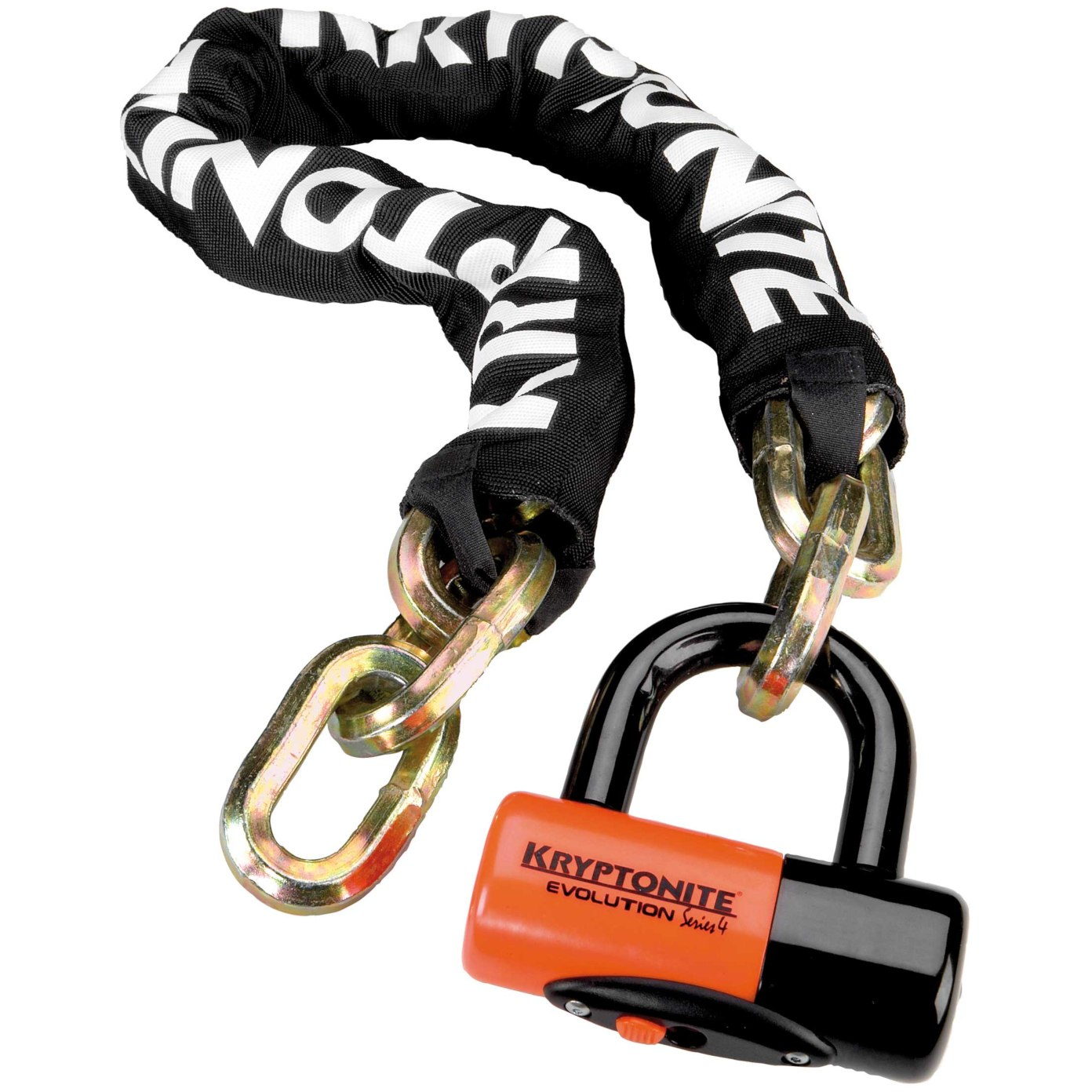 Kryptonite New York Chain Kettenschloss 100cm