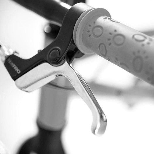 Image of KUbikes 16L MTB Kids Bike - turquoise glitter