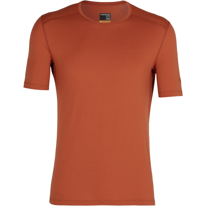 Icebreaker 200 Oasis Crewe Herren T-Shirt - Roote