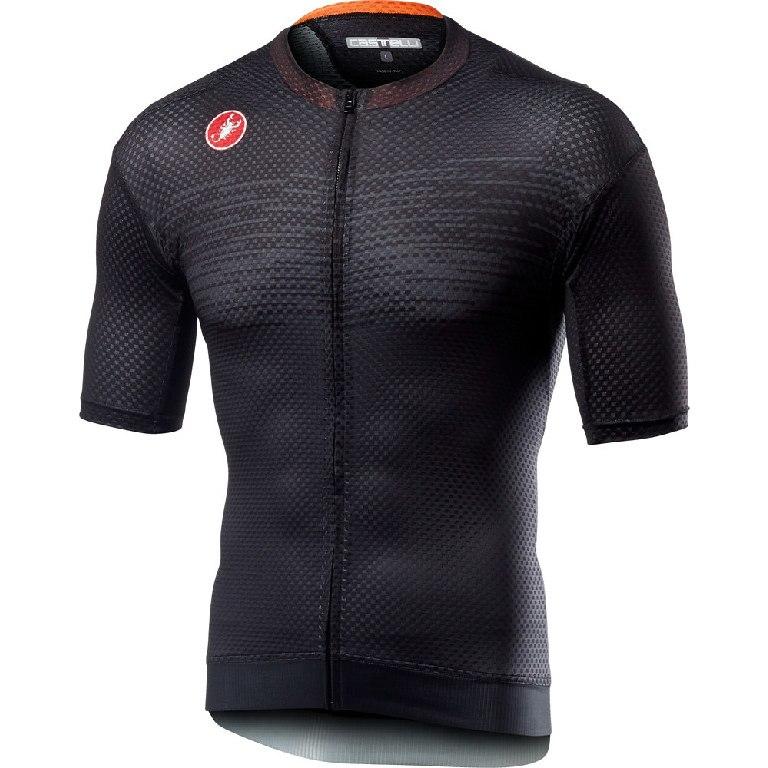 Castelli Insider Jersey - light black 085