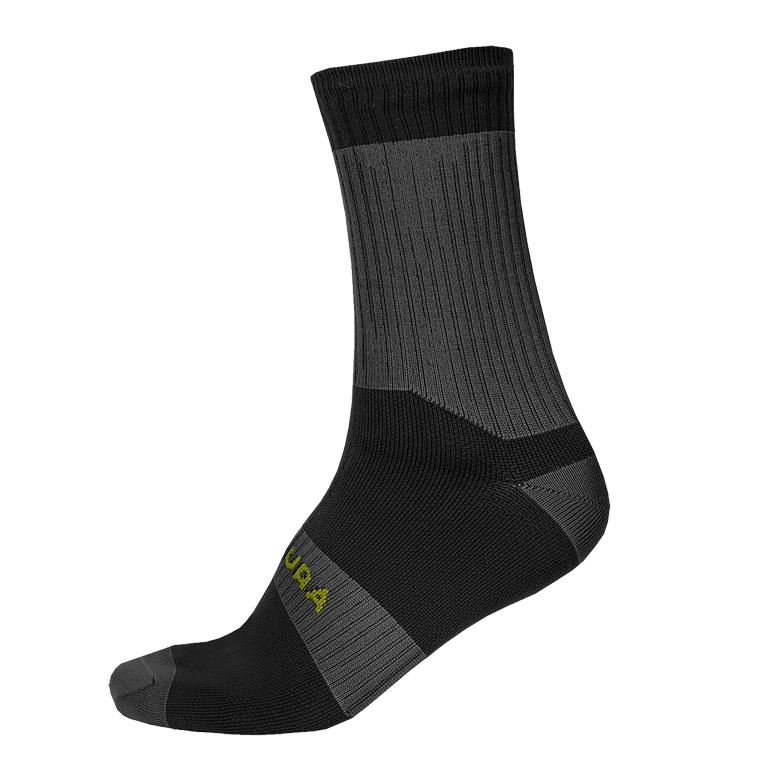Produktbild von Endura Hummvee Wasserdichte Socken II - schwarz