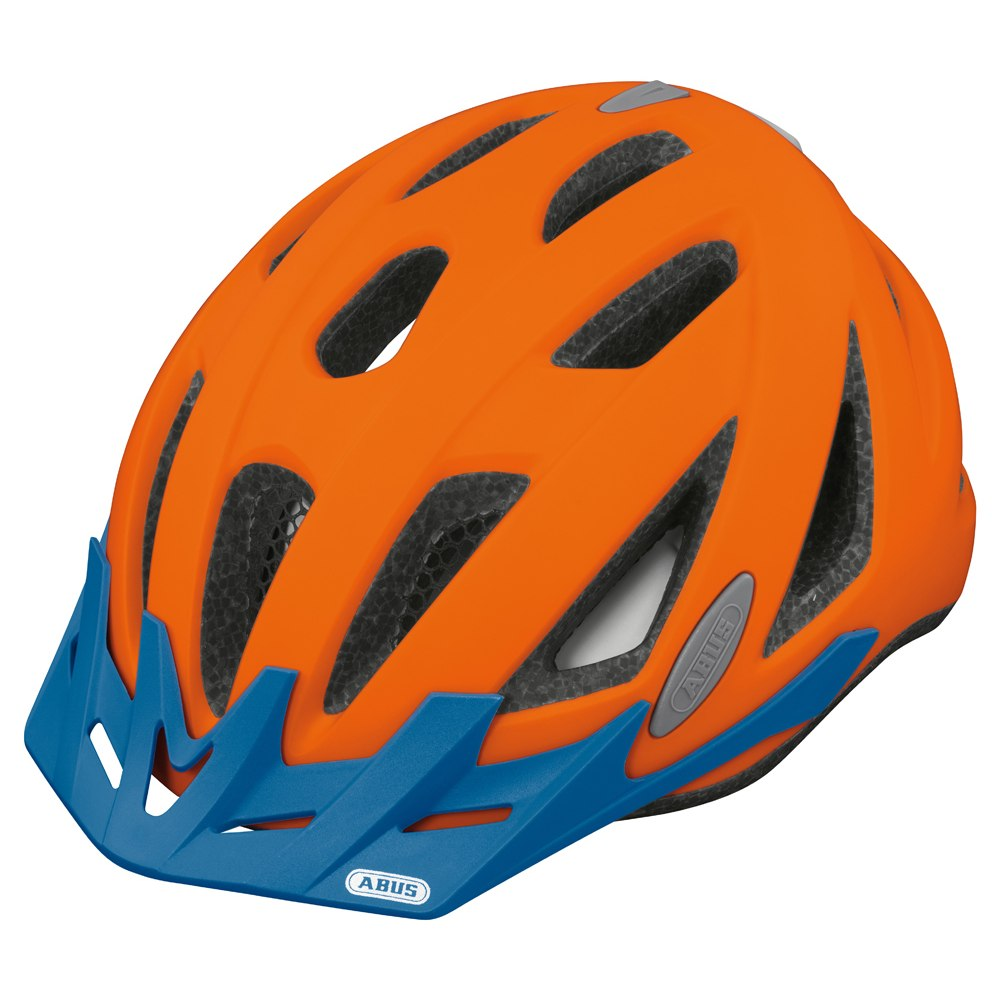 ABUS Urban-I 2.0 Zoom Neon Helmet - orange