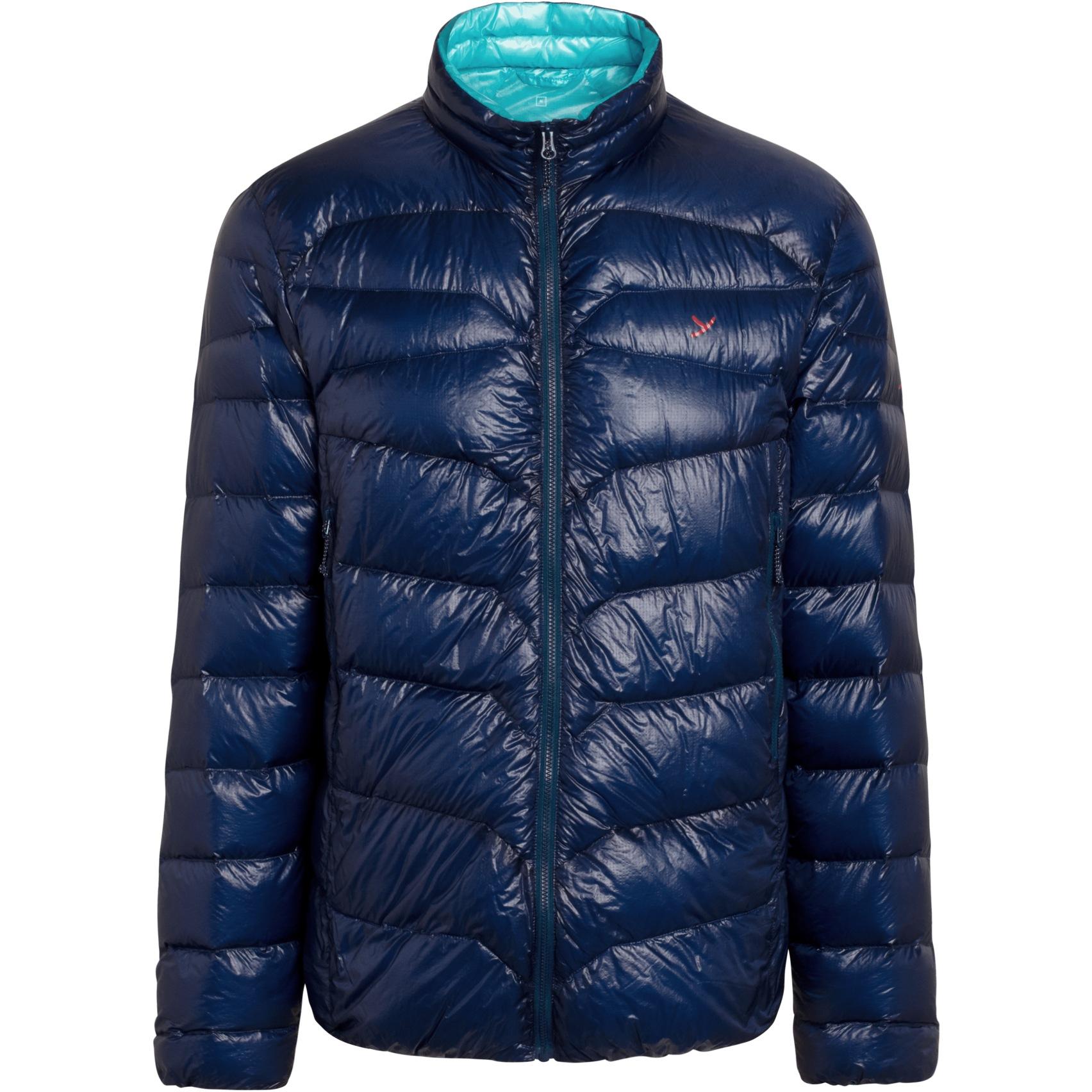 Y by Nordisk Strato Men's Ultralight Down Jacket - estate blue