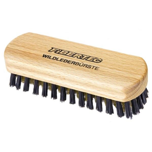 Fibertec Suede Brush