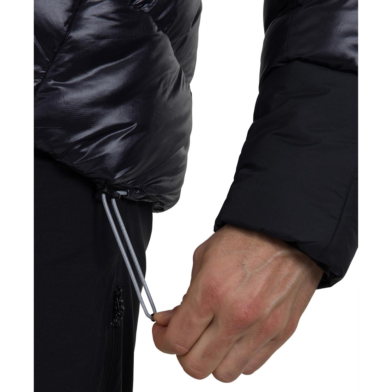 Image of Berghaus Men's Arkos Reflect Down Jacket - Jet Black BP6