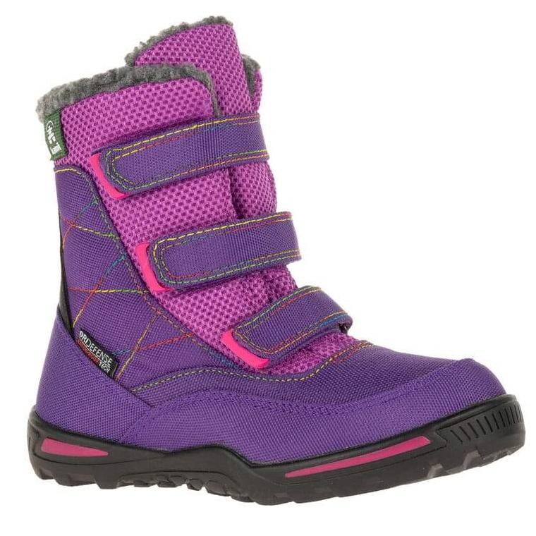Kamik Hayden Kinder Winterstiefel - purple-violet (PUR)