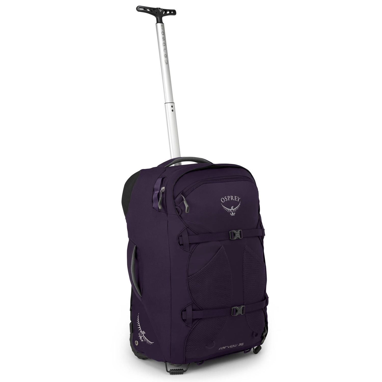 Picture of Osprey Fairview Wheels 36 - Women's Travel Bag - Amulet Purple