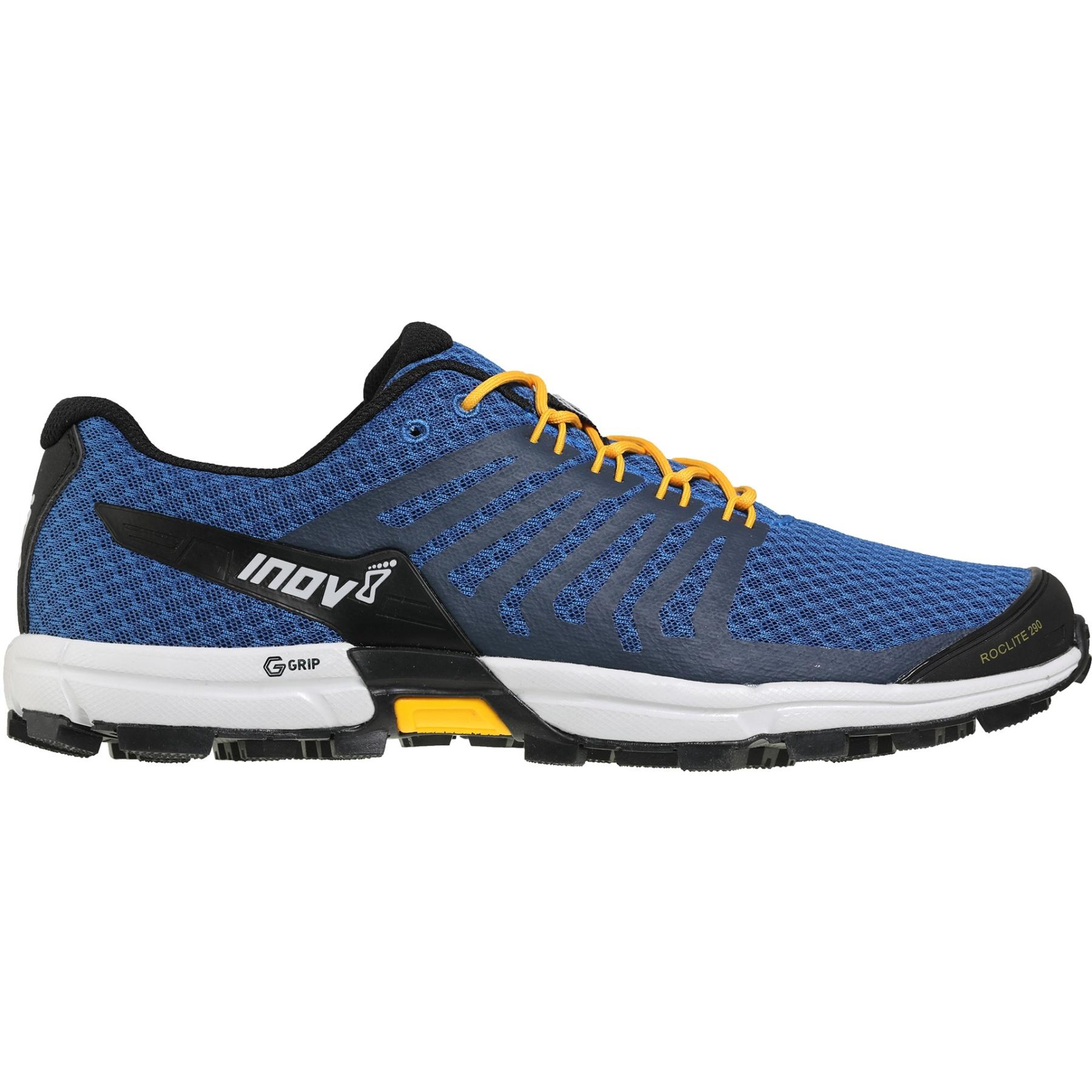 Produktbild von Inov-8 Roclite™ G 290 V2 Trail Laufschuhe - blue/yellow