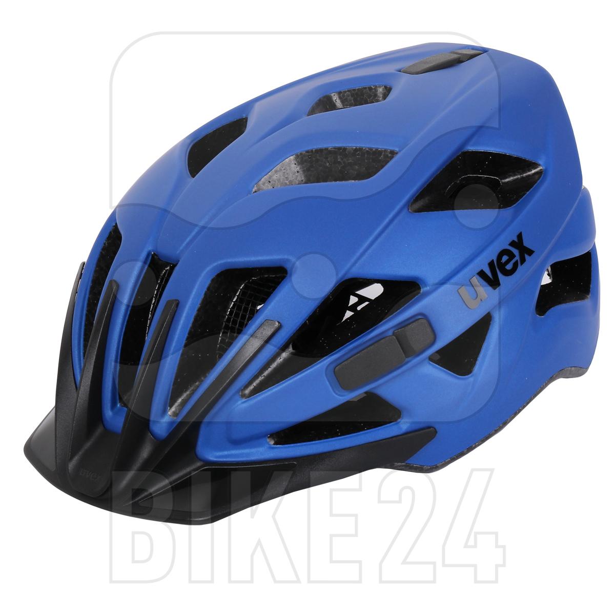 Uvex touring cc Helm - blue mat