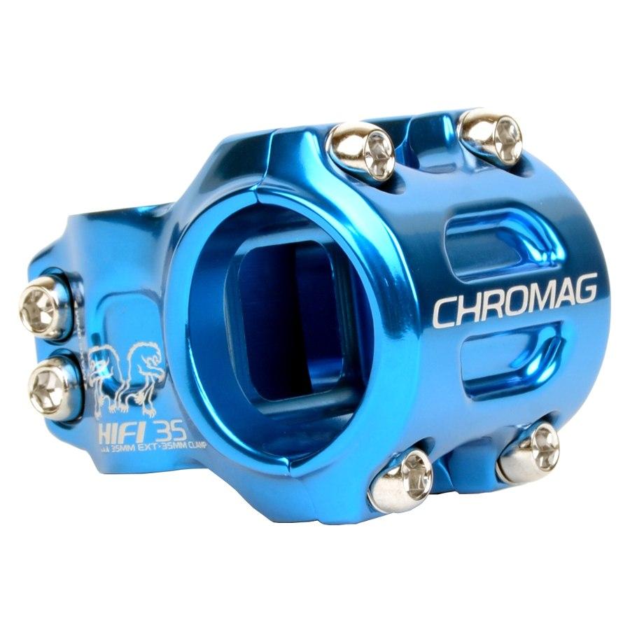 CHROMAG HiFi 35 Stem - blue polished