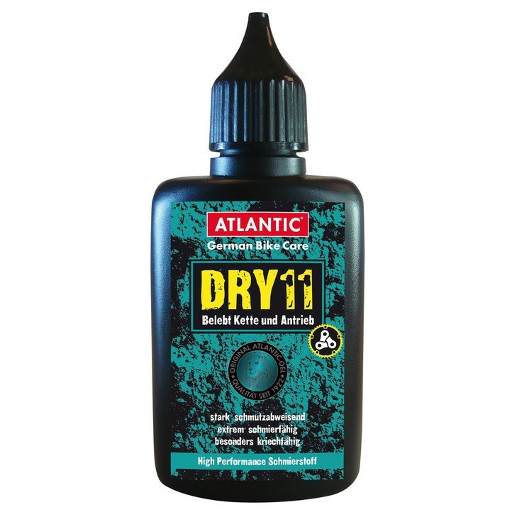 Atlantic Dry11 Chain Lubricant - 50ml