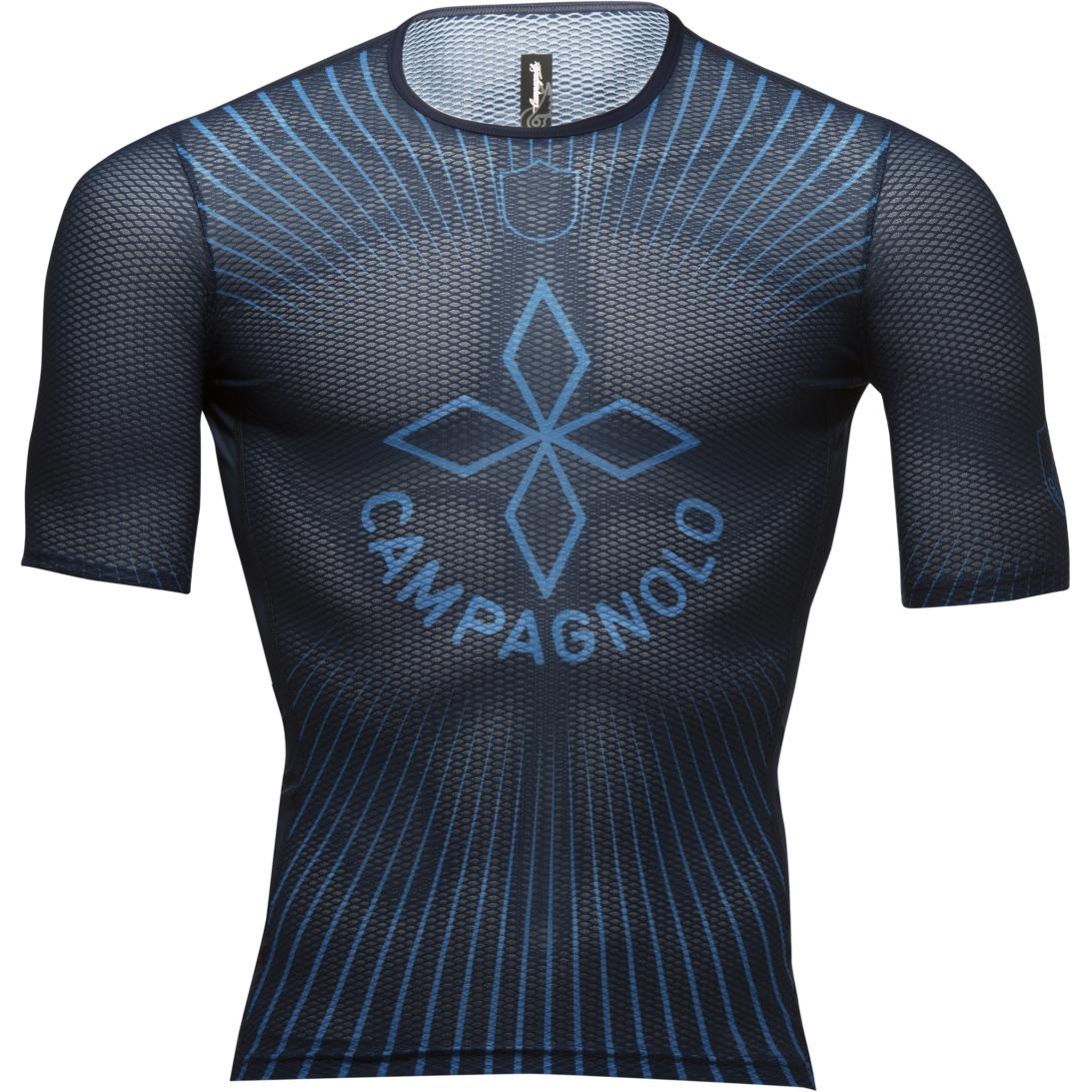 Campagnolo Litech Mesh Base Layer Undershirt - blue