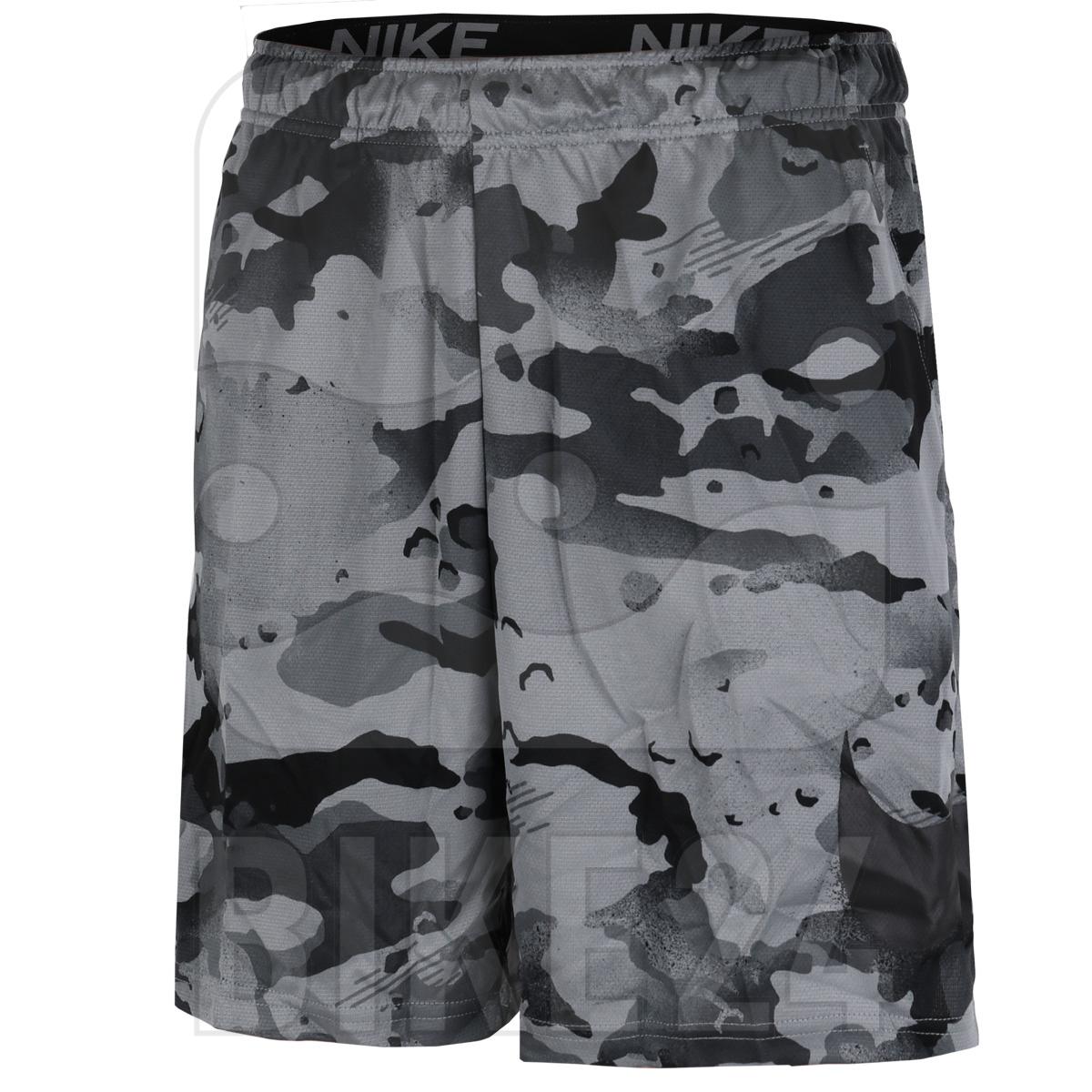 Foto de Nike Dri-FIT Pantalones cortos para hombre - black/grey fog CU4038-010