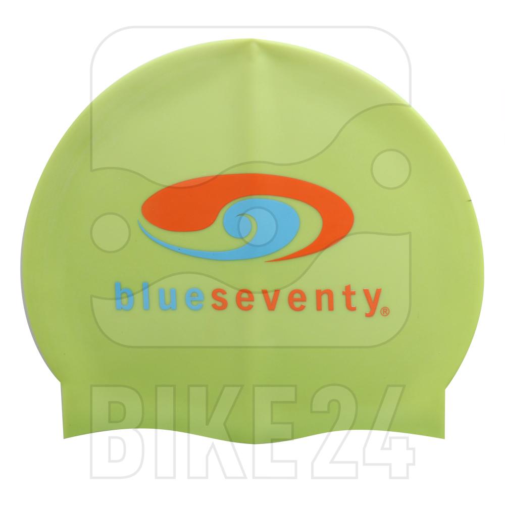 blueseventy Silicona Gorro de natación - yellow