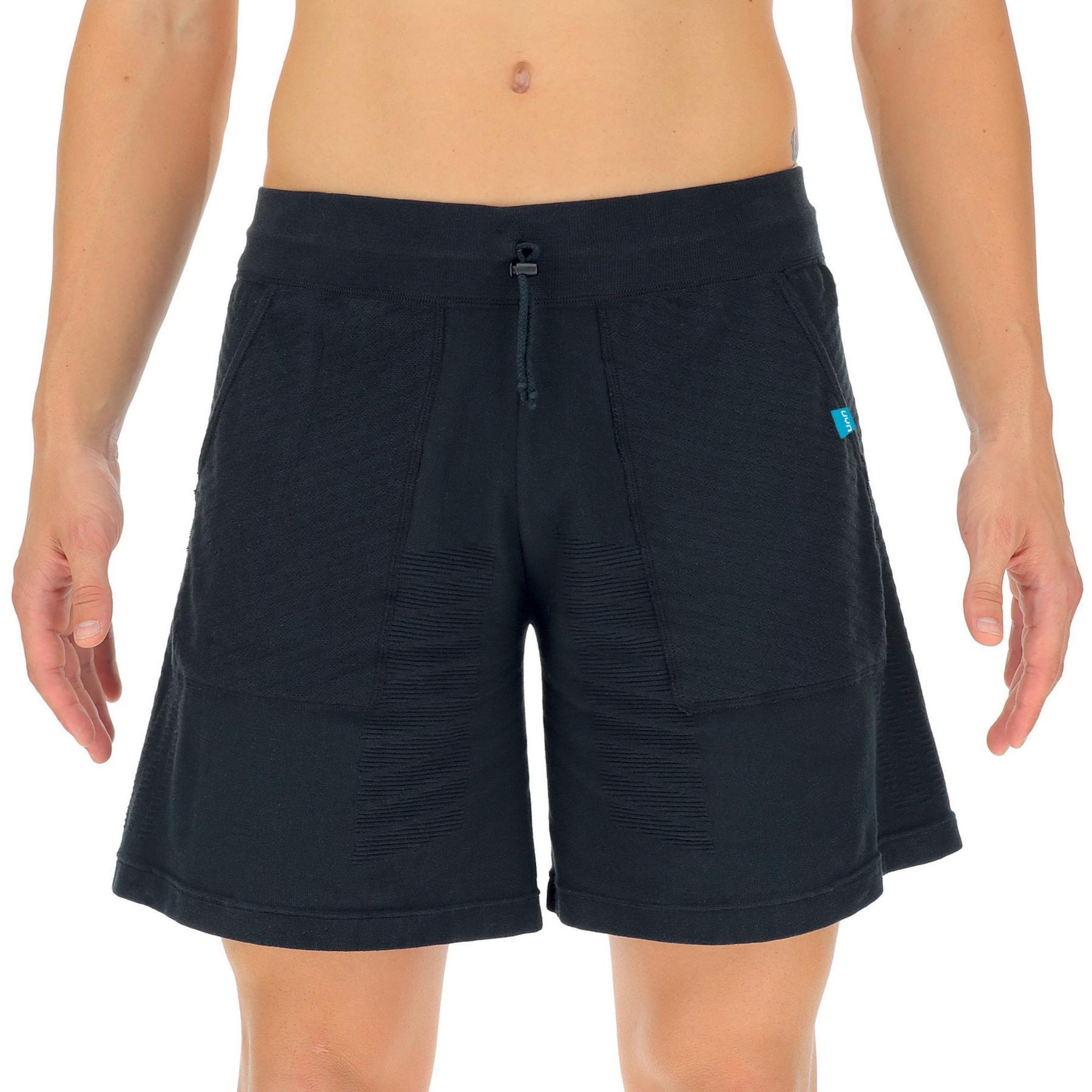 UYN Natural Training Shorts - Blackboard