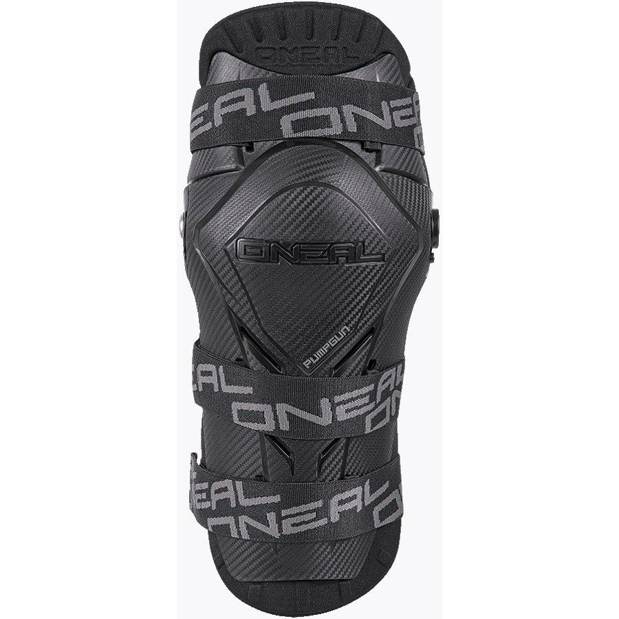 O'Neal Pumpgun MX Knee Guard - black/carbon