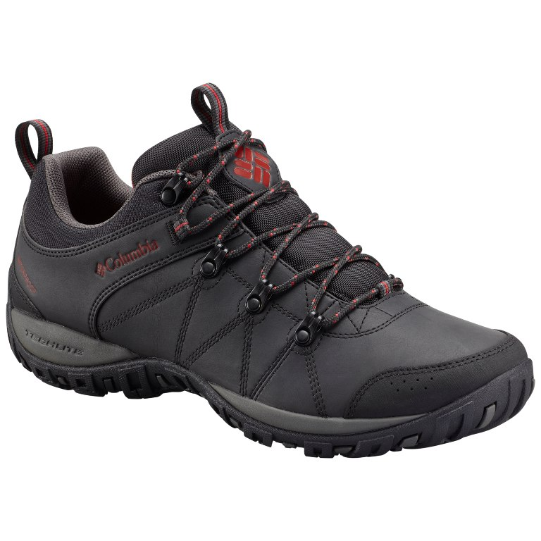 Columbia Peakfreak Venture Waterproof Shoes - Black, Gypsy