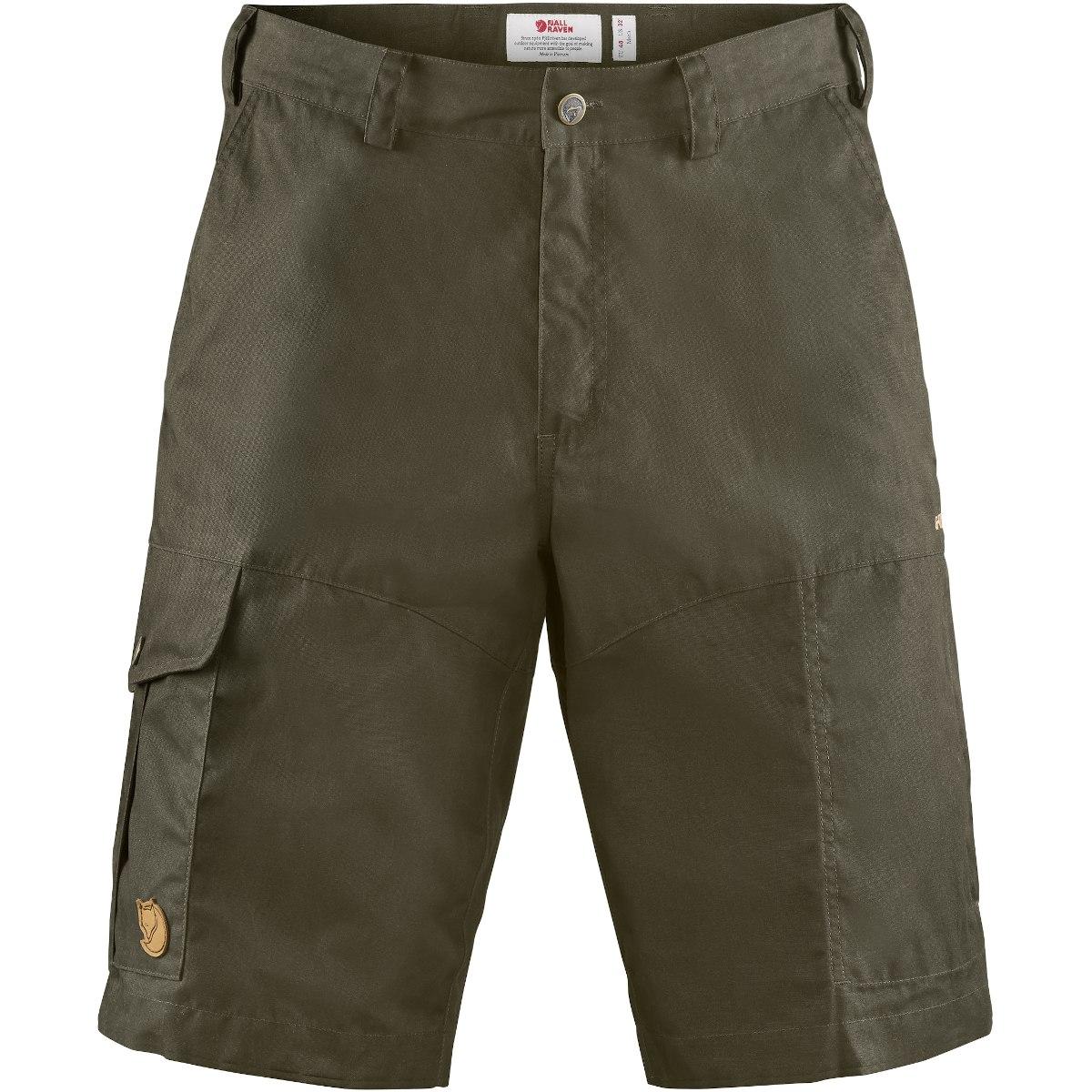 Fjällräven Karl Pro Shorts - dark olive