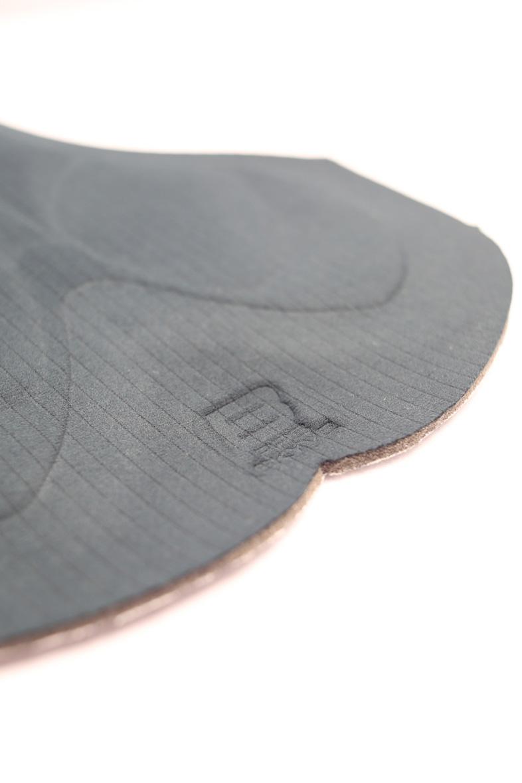Image of Biehler Essential Bib Shorts - black/biehler red