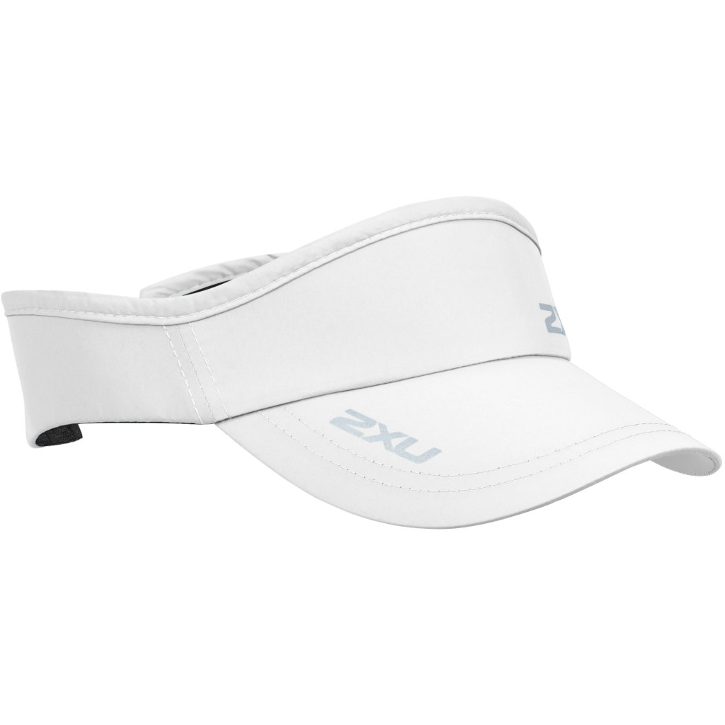 2XU Run Visera - white/white