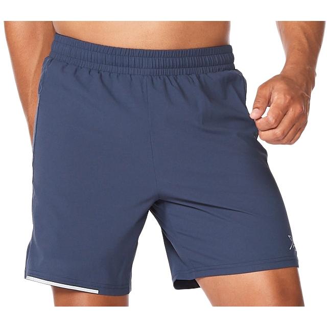 """Imagen de 2XU Aero 7"""" Pantalon corto de correr - midnight/silver reflective"""