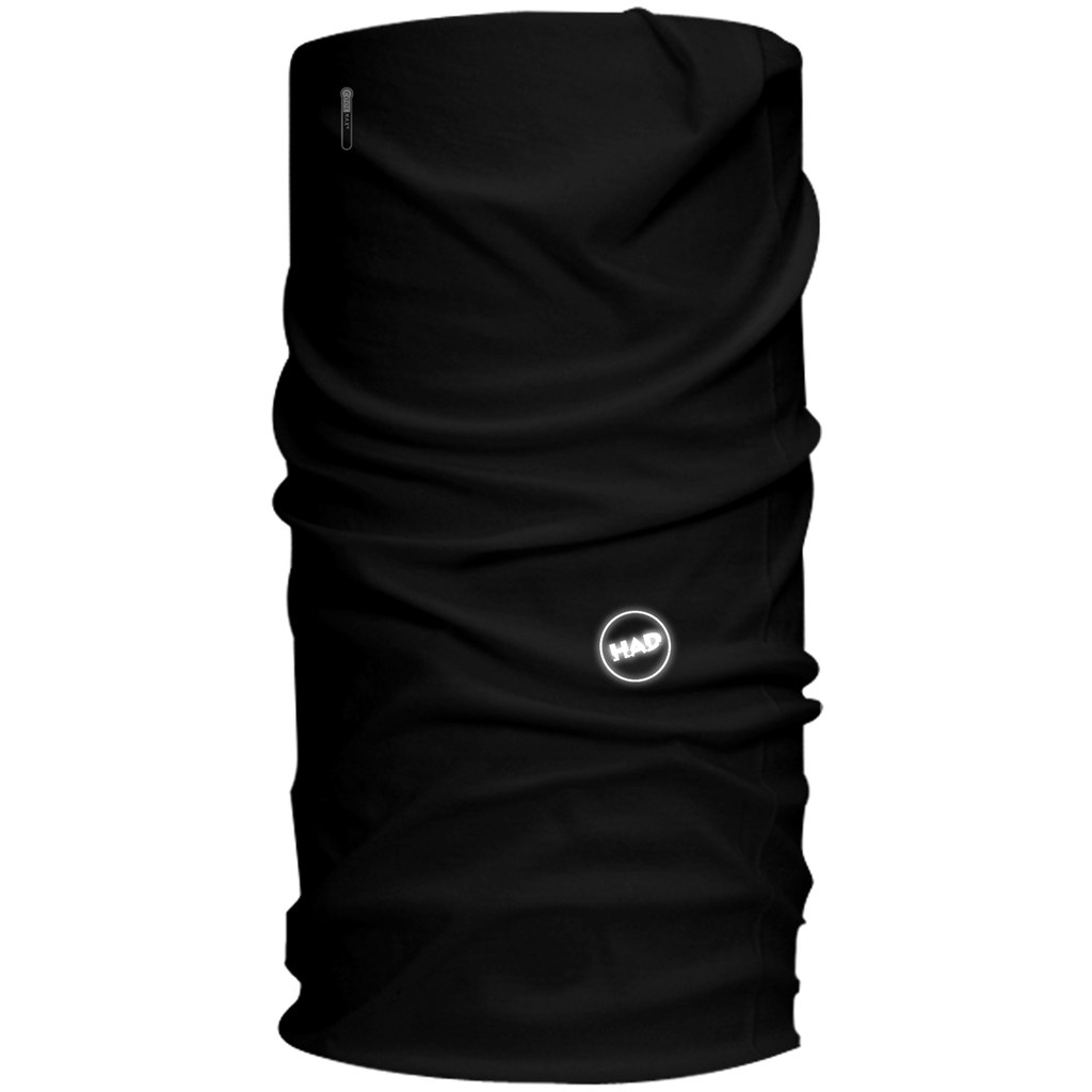 HAD Originals Coolmax EcoMade Multifunctional Cloth - Black Eyes Reflective 3M