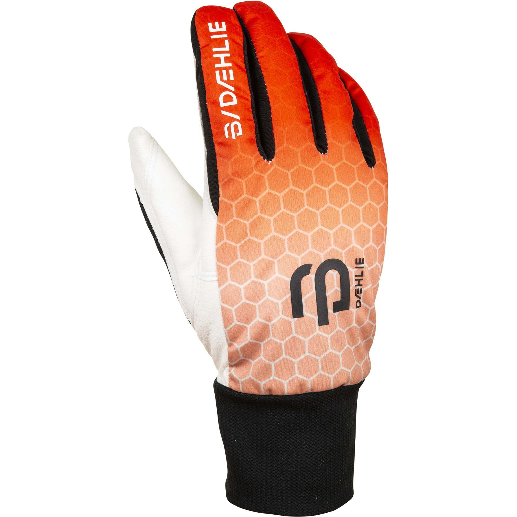 Picture of Daehlie Race Warm Women's Gloves - Shocking Orange